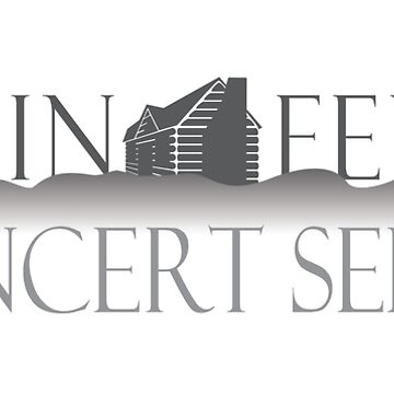 Cabin Fever Concert Series logo for light backgrounds by maggiewarmd
