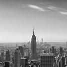 New York City - Empire State Building Panorama - 2015 Edition von thomasrichter