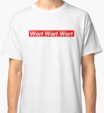 Wort Wort Wort Classic T-Shirt