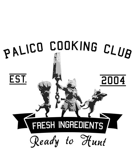 Palico Cooking Club