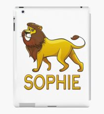 Sophie Lion Drawstring Bags iPad Case/Skin