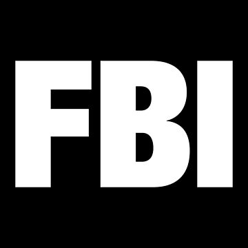 FBI - version 2 - white by Supreto