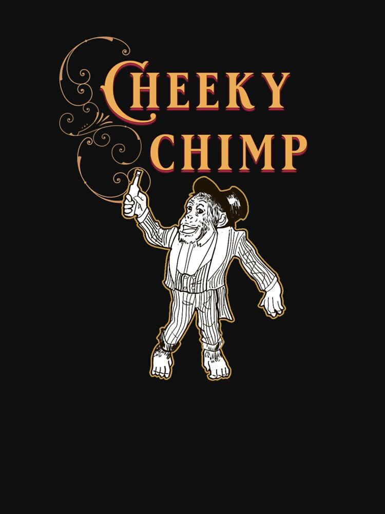 Cheeky Chimp - The Britannia Panopticon  by BritPanopticon