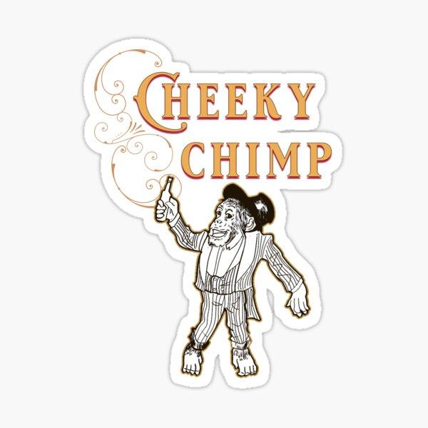 Cheeky Chimp - The Britannia Panopticon  Sticker