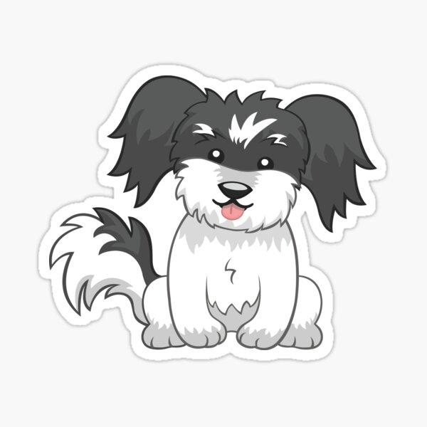 Pup Pup Sticker