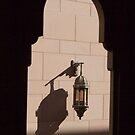 Shadows at the Grand Mosque by marycarr