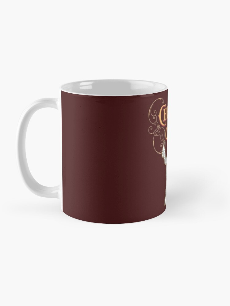 Alternate view of Cheeky Chimp - The Britannia Panopticon  Mug