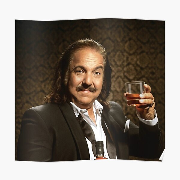 Ron Jeremy - Cheers Poster