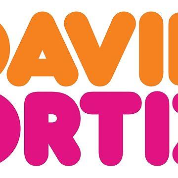NEW ENGLAND RUNS ON DAVID by discochicken