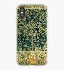 Tree of Life by William Morris iPhone Case
