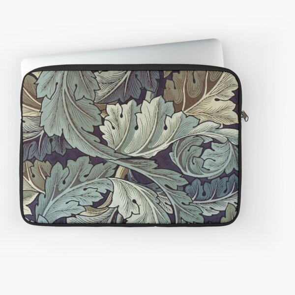 Acanthus by William Morris Laptop Sleeve