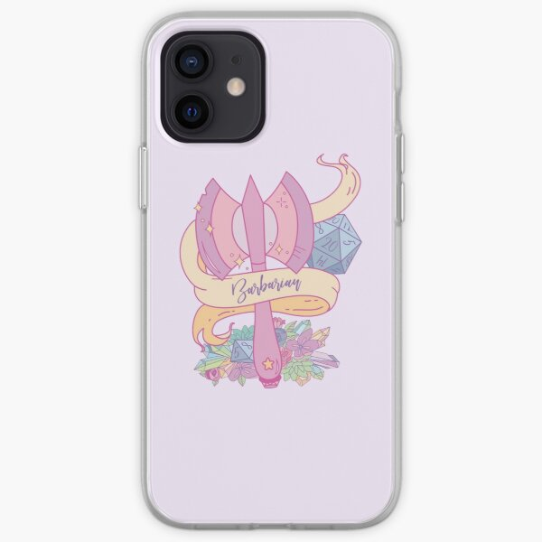 Barbarian iPhone Soft Case