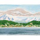 Mt. Baker View by victorsart