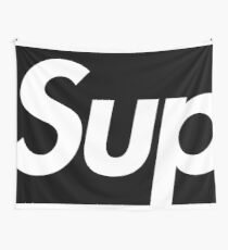 Supreme Hypebeast Wall Tapestry