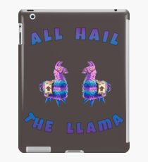 Fortnite- All hail the Llama iPad Case/Skin