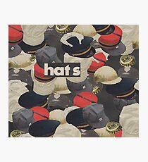HATS Photographic Print