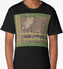 Rough Craft Giraffe Long T-Shirt