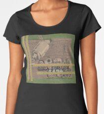 Rough Craft Giraffe Women's Premium T-Shirt
