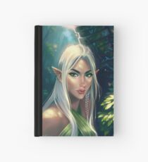 In the Elven Wood Hardcover Journal