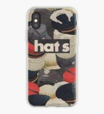 HATS iPhone Case