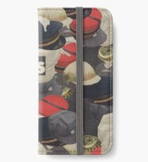 HATS iPhone Wallet/Case/Skin