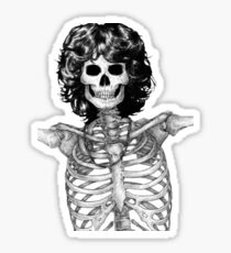 Jim Morrison Sticker