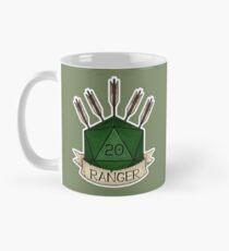 D&D - D20 - Ranger Mug