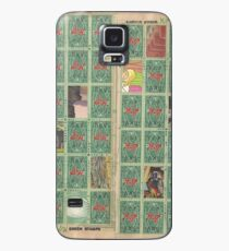 stampshash Case/Skin for Samsung Galaxy