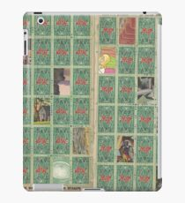stampshash iPad Case/Skin