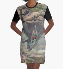 Caveman Graphic T-Shirt Dress