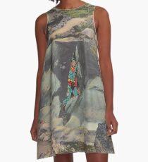 Caveman A-Line Dress