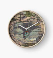 Caveman Clock