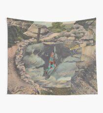 Caveman Wall Tapestry