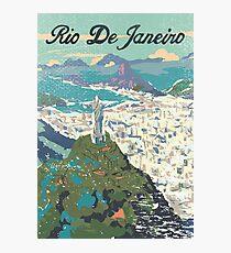 Rio de Janeiro Photographic Print
