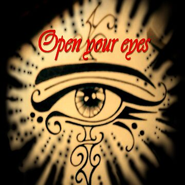 Open your eyes by AnderArtes