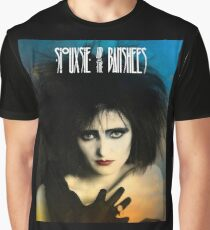 Camiseta gráfica Siouxsie y los Banshees - Siouxsie Sioux The Ice Queen