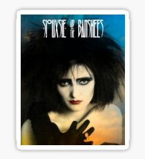 Siouxsie and the Banshees - Siouxsie Sioux The Ice Queen Sticker