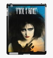 Siouxsie and the Banshees - Siouxsie Sioux The Ice Queen iPad Case/Skin