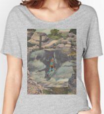 Caveman Women's Relaxed Fit T-Shirt