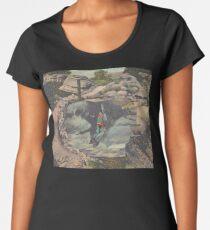Caveman Women's Premium T-Shirt