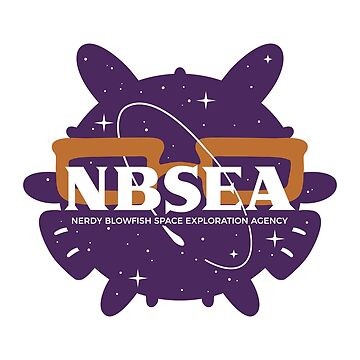 NBSEA - Nerdy Blowfish Space Exploration Agency by bytesizetreas