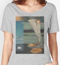 Sun Set Sail Women's Relaxed Fit T-Shirt
