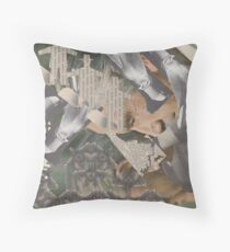 BlTE Throw Pillow