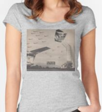 Fighter Flight Women's Fitted Scoop T-Shirt