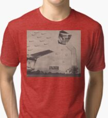 Fighter Flight Tri-blend T-Shirt