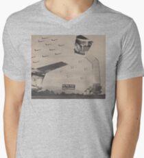 Fighter Flight Men's V-Neck T-Shirt