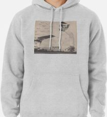Fighter Flight Pullover Hoodie