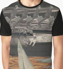 Grunt Spill Graphic T-Shirt