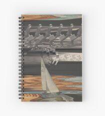 Grunt Spill Spiral Notebook