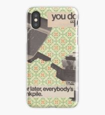 Machine Learning iPhone Case